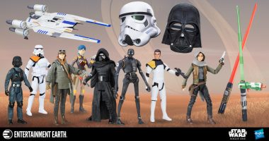 Our Favorite Rogue One: A Star Wars Story Toys and Collectibles