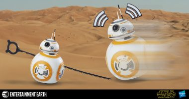 BB-8 is Ready to Keep You Company
