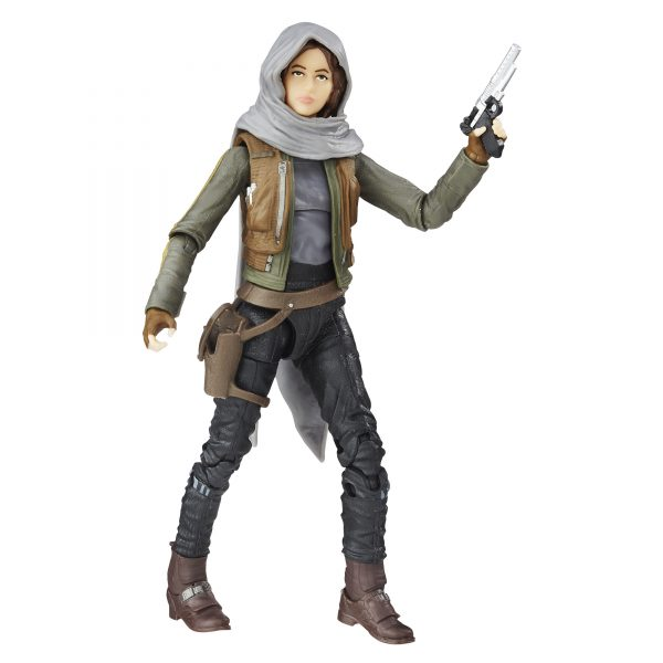 Star Wars The Black Series Jyn Erso 6-Inch