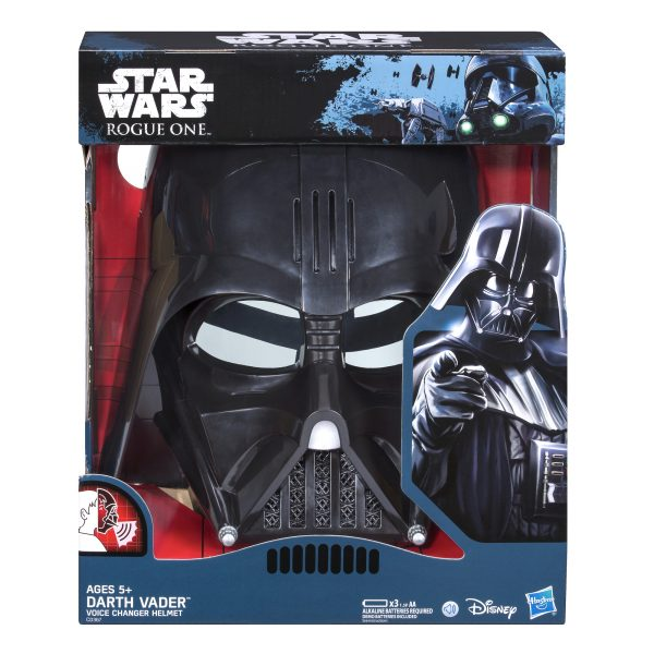 Star Wars Rogue One Darth Vader Voice Changer Mask