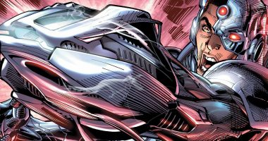 Get to Know DC Comics Character Cyborg