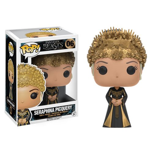 Fantastic Beasts Seraphina Pop! Figure