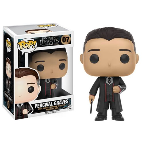 Fantastic Beasts Percival Pop! Figure
