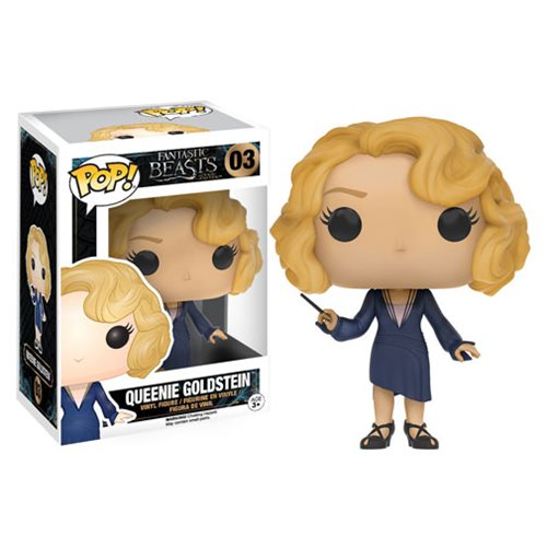 Fantastic Beasts Queenie Pop! Figure