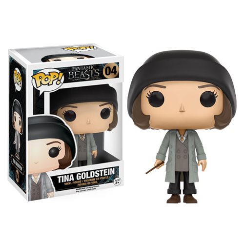 Fantastic Beasts Tina Pop! Figure