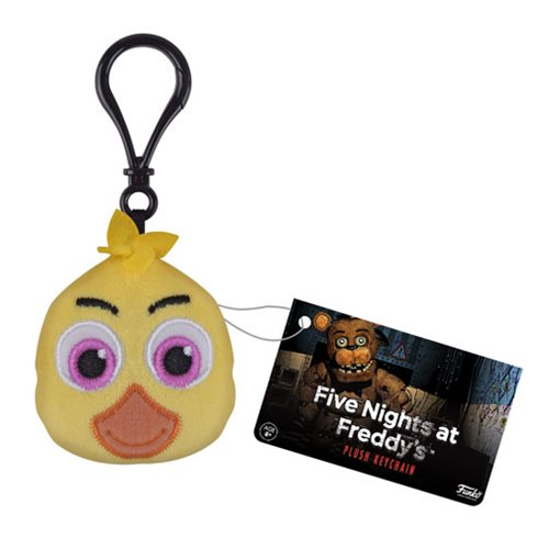 Five Nights at Freddy's Keychain 4