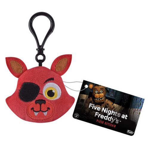 Five Nights at Freddy's Keychain 2