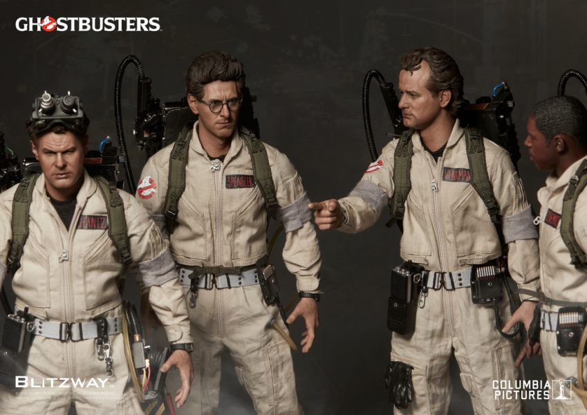 Ghostbusters 1984 Classic 1:6 Scale Collectible Action Figure