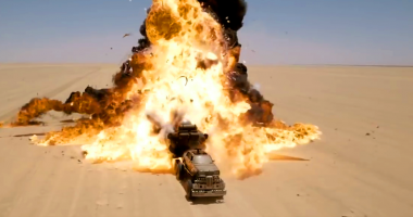 Fury Road Fearless: A Look at the Mad Max Stunt Team