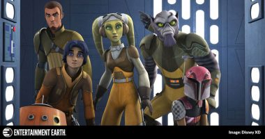 5 Stand-Out Episodes of Star Wars Rebels So Far