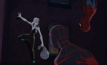 Spider-Gwen Disney XD