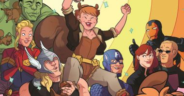 Get to Know The Unbeatable Squirrel Girl