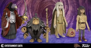 Join the Magical Quest for the Dark Crystal with New ReAction Retro Action Figures
