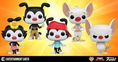 The Animaniacs Pop! Vinyl Figures Are Zany to the Max