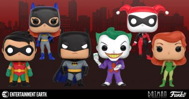 He Is Vengeance, He Is the Night, He Is the Newest Funko Pop!