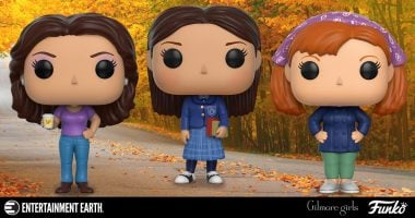 Head to the Dragonfly Inn with These Gilmore Girls Funko Pop! Vinyls