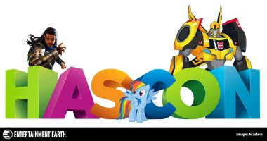 Hasbro Announces HASCON 2017