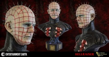 This Hellraiser Bust Will Give Your Home Nightmares