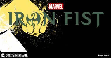 Netflix's Marvel Universe Expands with Iron Fist!