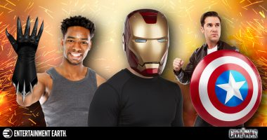 Suit up This Halloween, True Believers and Choose Your Side in Marvel's War!