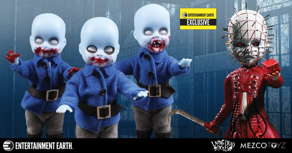 Entertainment Earth Exclusive Mezco Living Dead Dolls