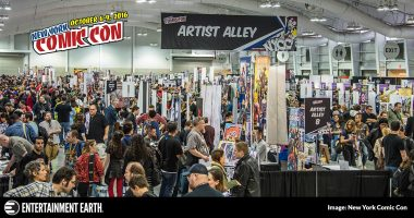 Highlights from New York Comic Con 2016