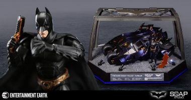 Be the Bat with This Scale RC Tumbler Pack