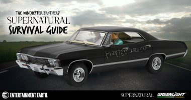 The Winchester Brothers' Supernatural Survival Guide