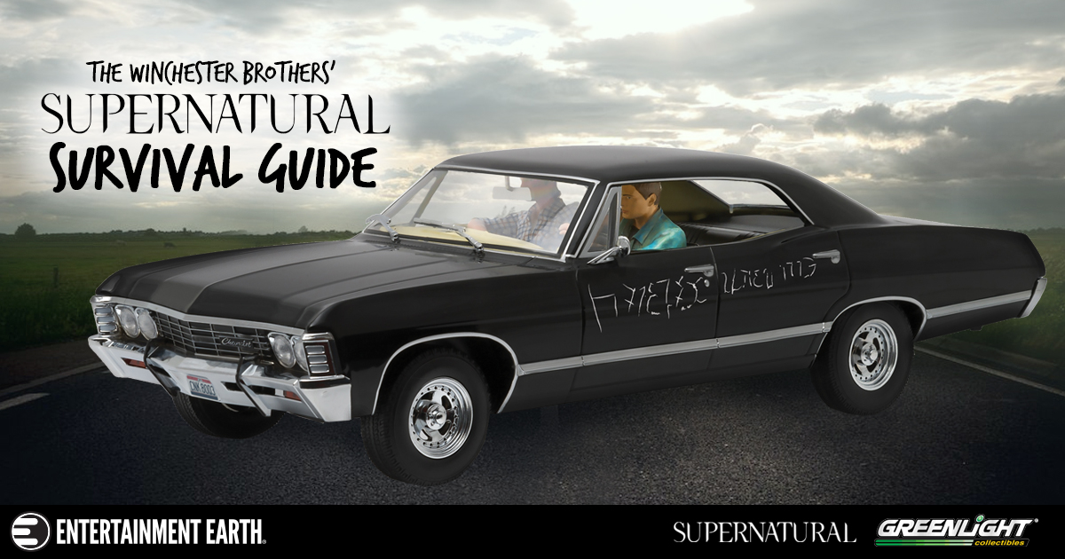 Supernatural TV Survival Guide