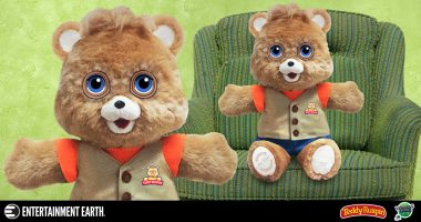 Children of the 80s Rejoice! Teddy Ruxpin Is Back!