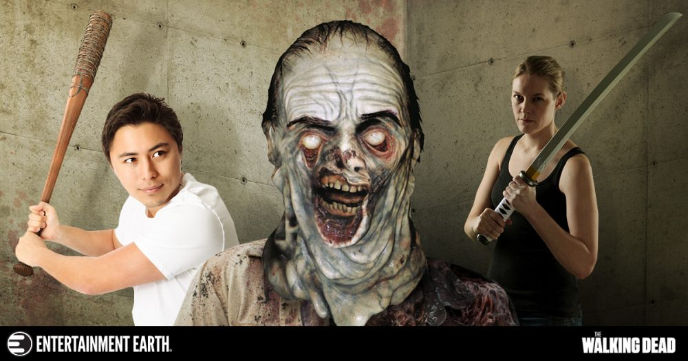 The Walking Dead Halloween Costumes