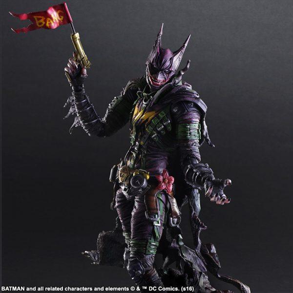 DC Comics Batman Joker Rogues Gallery Play Arts Kai Variant Action Figure