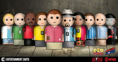 Hey, Wanna Play? New Dexter 10th Anniversary Pin Mate Set to Die For!