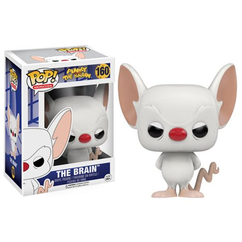 Pinky and the Brain Funko Pop! Vinyl Figure