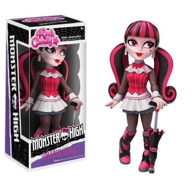 Monster High Draculaura Rock Candy Vinyl Figure