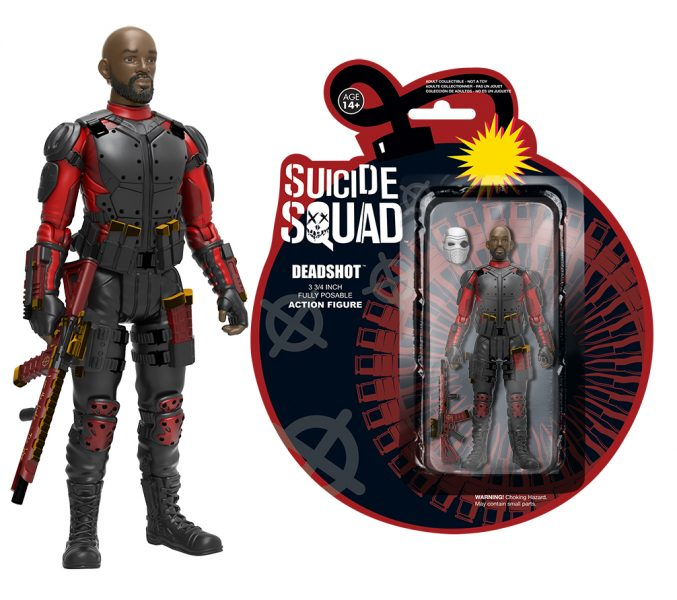 Funko Suicide Squad 3 3/4-Inch Action Figures