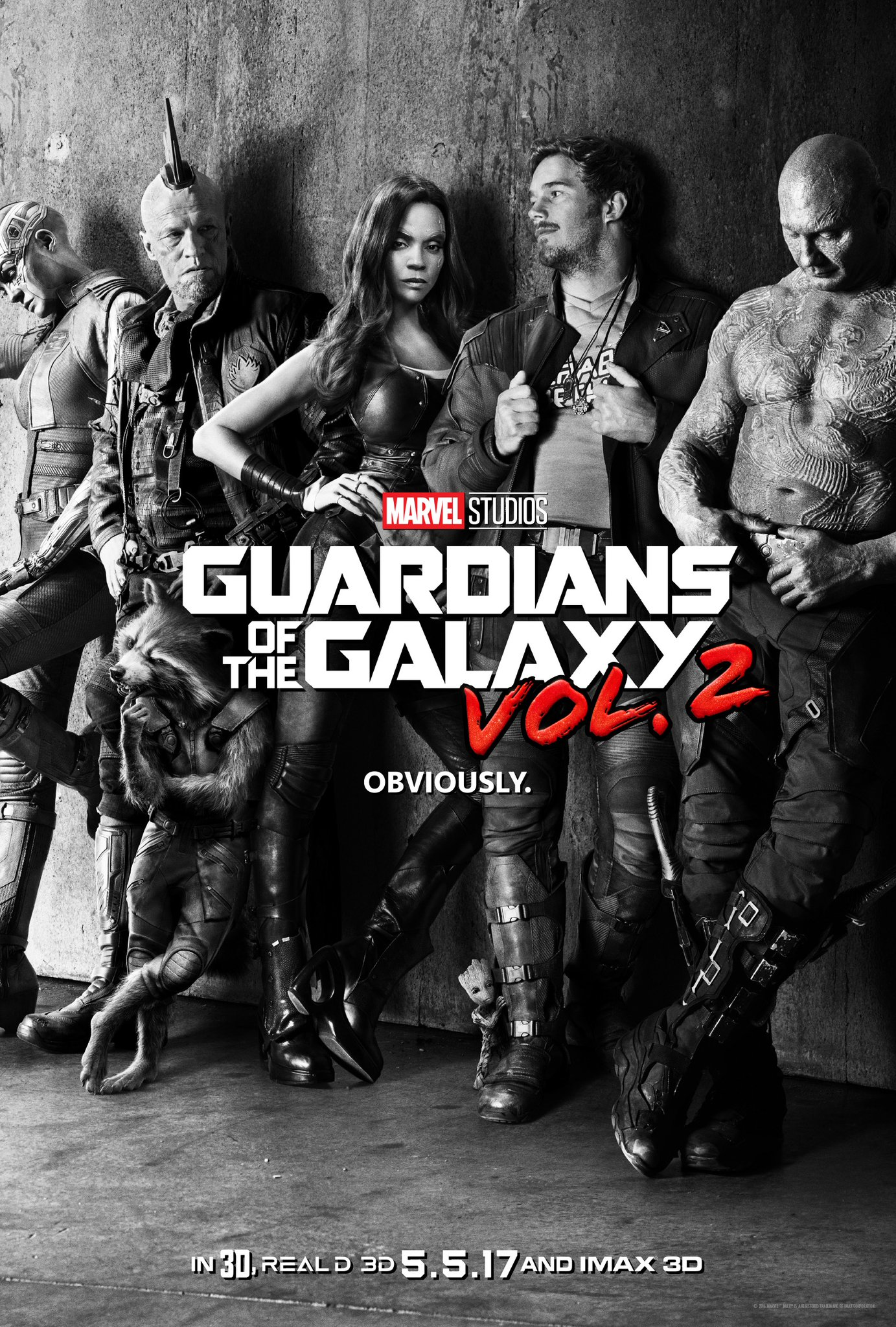 guardians of the galaxy vol 2 poster and teaser trailer has us