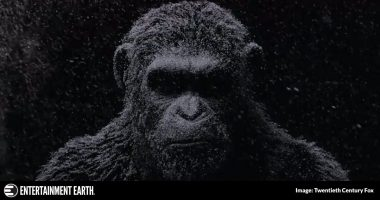 20th Century Fox Releases War for the Planet of the Apes Teaser Trailer