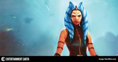 Review: Finding and Fighting for Your Song: E.K. Johnston's Ahsoka