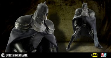 Batman Reimagined as a Robot Comes to Life as an Action Figure!