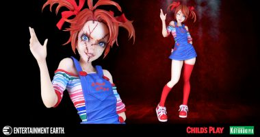 Chucky as You've Never Seen Him before: Bishoujo Style