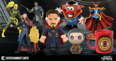 Get the Most Supreme Dr. Strange Collectibles before the Movie Comes Out!
