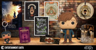 You'll Know Just Where to Find These Fantastic Beasts Collectible Items