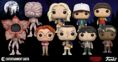 Travel to the Upside Down with These Stranger Things Pop! Vinyls