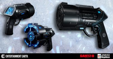 Complete Your Gantz:O Cosplay with This Master Product XGun!