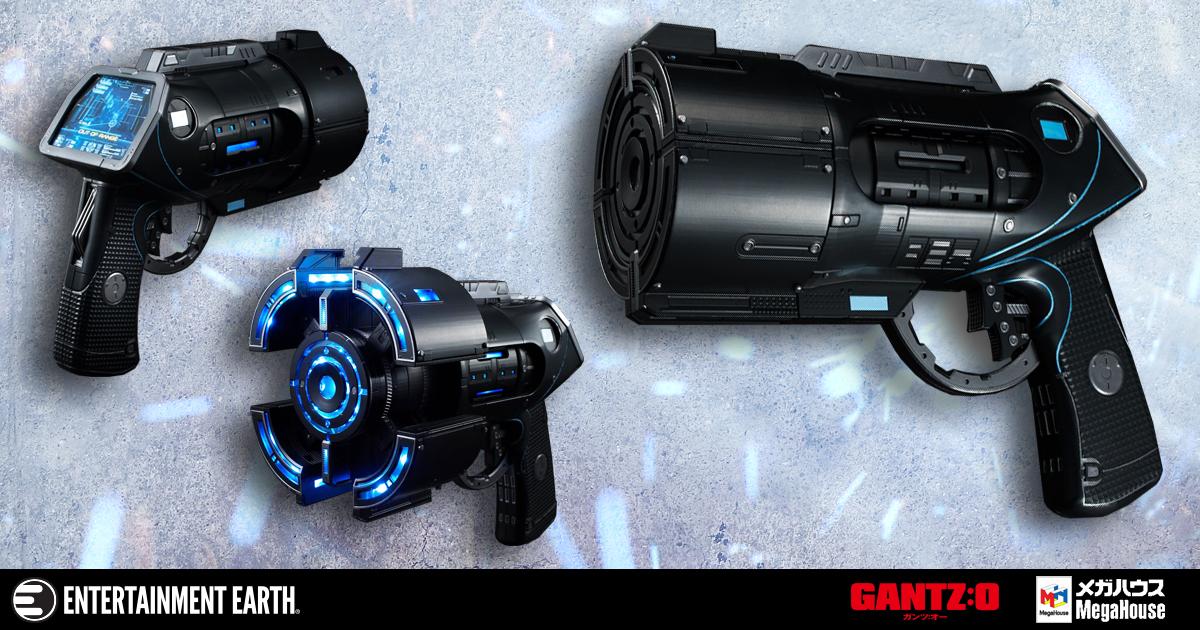 Gantz:O XGun