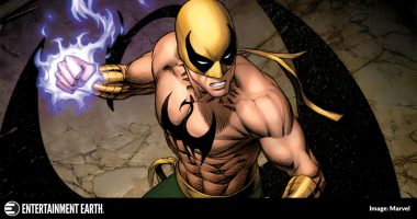 Get to Know Iron Fist