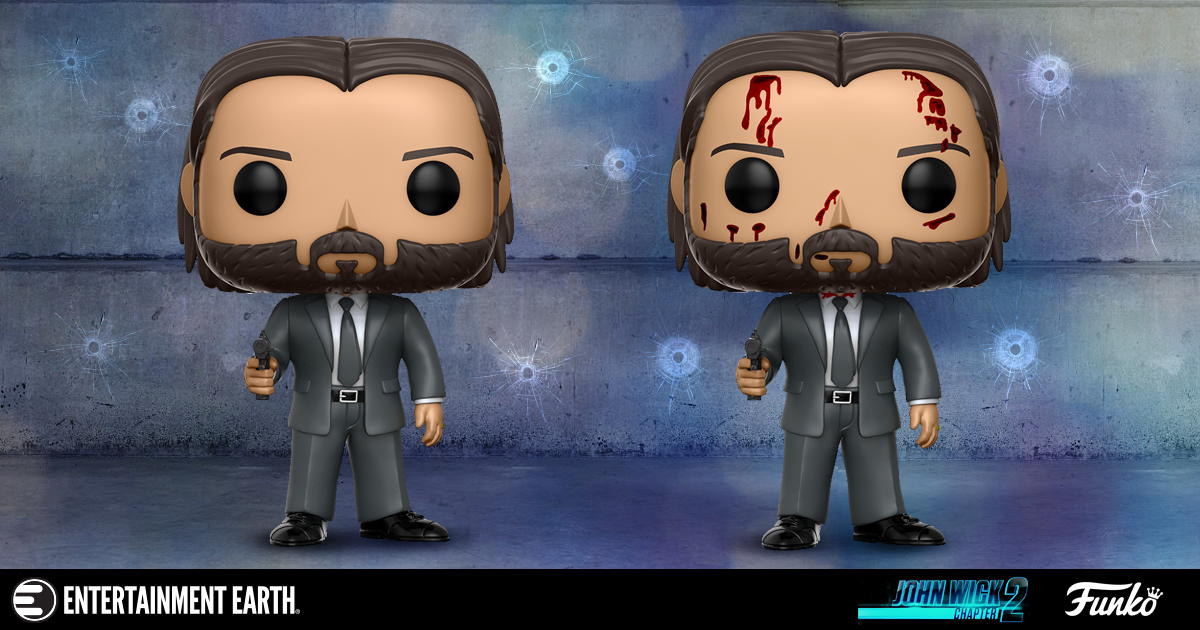 206f063fd09 John Wick  Chapter 2 Funko Pop! Vinyl is Here