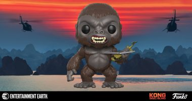 Kong Is Back… In Pop! Form