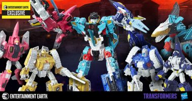 Transformers Combiner Wars gets upgraded with Platinum Edition Liokaiser